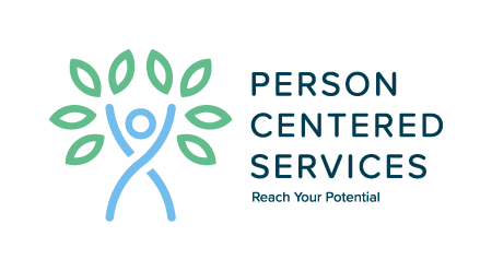 Logo for Person Centered Services